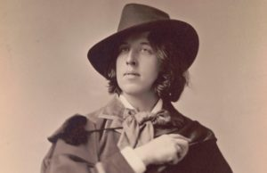 Oscar Wilde's Photo
